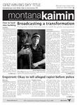 Montana Kaimin, February 29, 2012