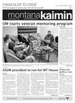 Montana Kaimin, March 1, 2012