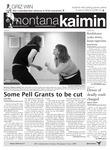 Montana Kaimin, March 8, 2012