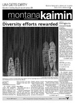 Montana Kaimin, March 15, 2012 by Students of The University of Montana, Missoula