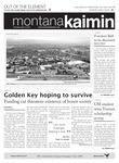 Montana Kaimin, April 12, 2012 by Students of The University of Montana, Missoula