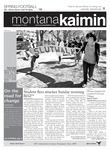 Montana Kaimin, April 17, 2012