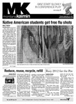 Montana Kaimin, September 25, 2012 by Students of The University of Montana, Missoula
