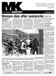 Montana Kaimin, March 4, 2014