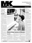 Montana Kaimin, September 3, 2014