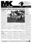 Montana Kaimin, September 30, 2014