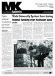 Montana Kaimin, October 23, 2014 by Students of the University of Montana, Missoula