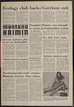Montana Kaimin, January 13, 1970