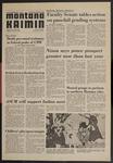 Montana Kaimin, January 23, 1970