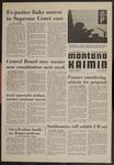 Montana Kaimin, January 30, 1970