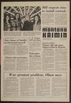 Montana Kaimin, February 3, 1970