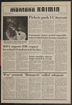 Montana Kaimin, February 17, 1970