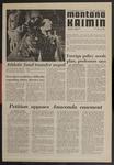 Montana Kaimin, February 24, 1970