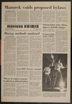 Montana Kaimin, March 5, 1970