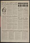 Montana Kaimin, April 9, 1970