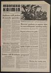 Montana Kaimin, April 14, 1970