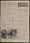 Montana Kaimin, April 17, 1970