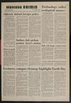 Montana Kaimin, April 23, 1970