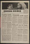 Montana Kaimin, April 24, 1970