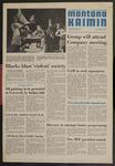 Montana Kaimin, May 20, 1970