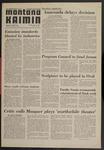 Montana Kaimin, May 22, 1970