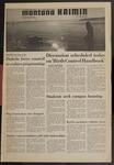 Montana Kaimin, September 30, 1970