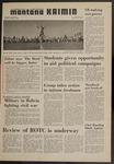 Montana Kaimin, October 7, 1970