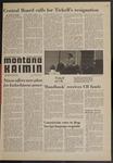 Montana Kaimin, October 8, 1970