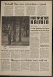 Montana Kaimin, October 9, 1970