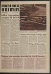 Montana Kaimin, October 15, 1970