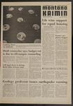 Montana Kaimin, October 23, 1970