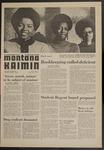 Montana Kaimin, October 27, 1970