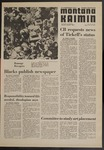 Montana Kaimin, October 29, 1970