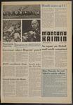 Montana Kaimin, November 3, 1970