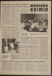 Montana Kaimin, November 6, 1970