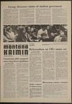 Montana Kaimin, November 12, 1970