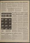 Montana Kaimin, November 13, 1970