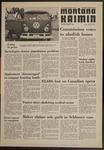 Montana Kaimin, November 20, 1970