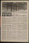 Montana Kaimin, January 12, 1971