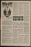 Montana Kaimin, January 13, 1971