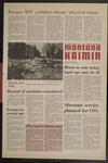 Montana Kaimin, January 19, 1971