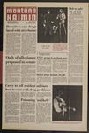 Montana Kaimin, January 20, 1971