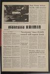 Montana Kaimin, January 27, 1971