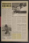 Montana Kaimin, March 2, 1971
