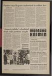 Montana Kaimin, March 9, 1971