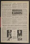 Montana Kaimin, April 16, 1971