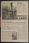 Montana Kaimin, April 20, 1971