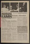 Montana Kaimin, April 21, 1971