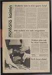 Montana Kaimin, April 22, 1971