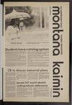 Montana Kaimin, April 28, 1971